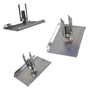 17-940007 Ultra-Fab Products Trailer Landing Gear Foot Use With
