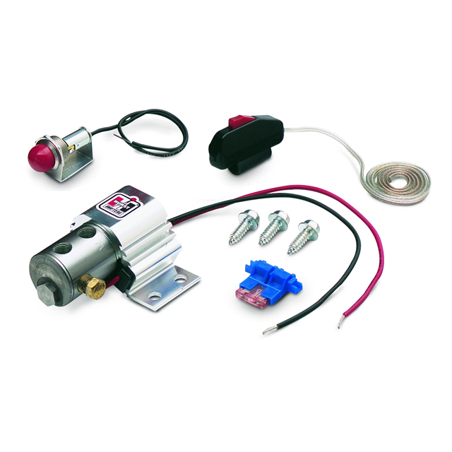 1745000 Hurst Brake Line Lock Kit Universal