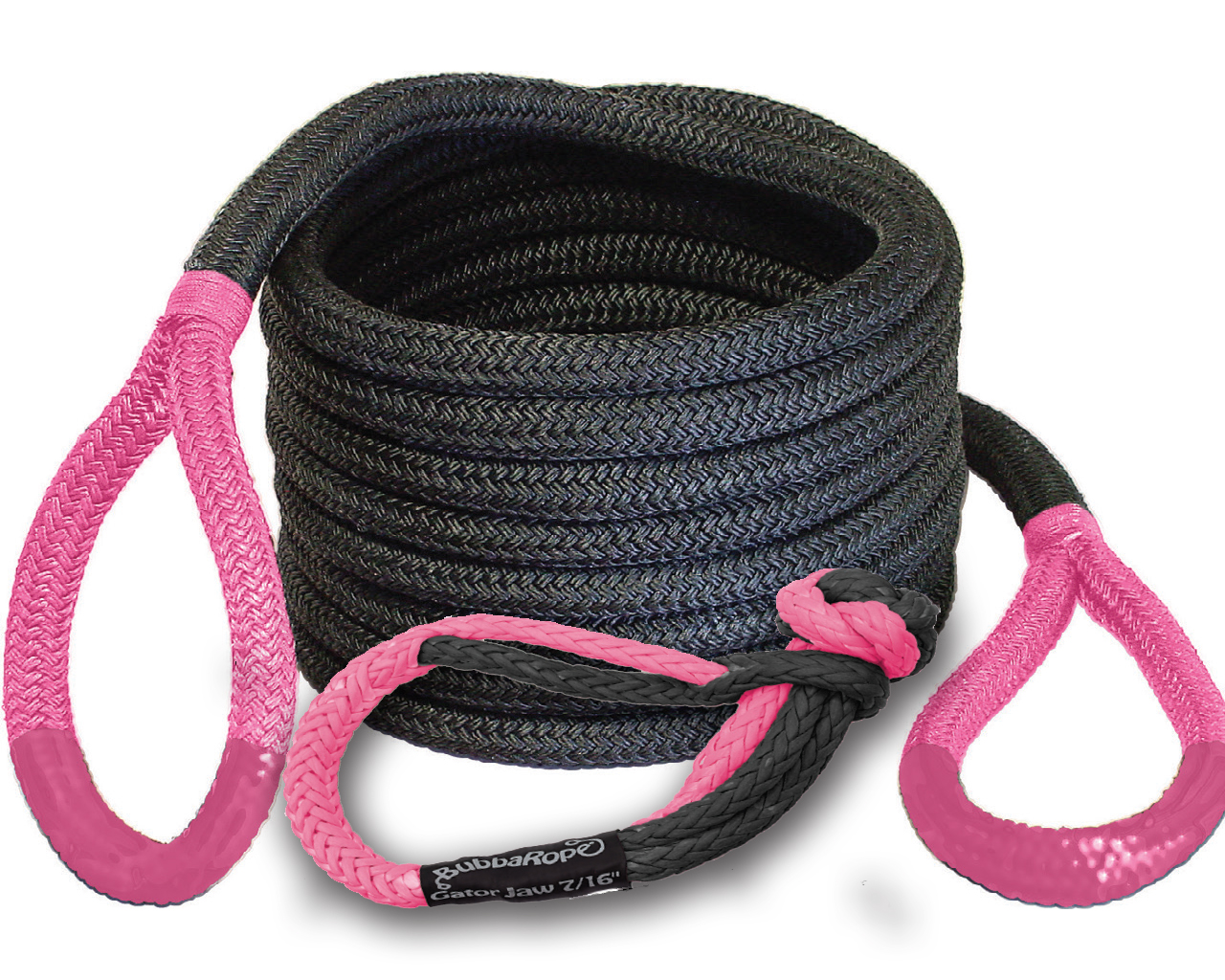 176655PKG Bubba Rope Recovery Strap 3/4 Inch Round X 20 Foot Long