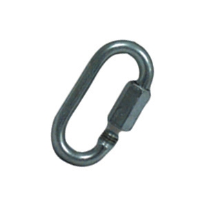 """Prime Products Quick Link 3//8/"""" Galvanized Steel Chain Link for Repair 18-0130PK"""