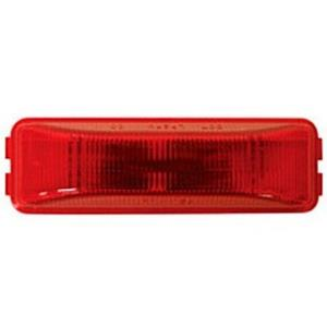 V154R Peterson Mfg. Side Marker Light PC Rated Clearance/ Side Marker
