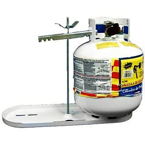 1810.3A Manchester Tank Propane Tank Base For 20 To 40 Pound Tank