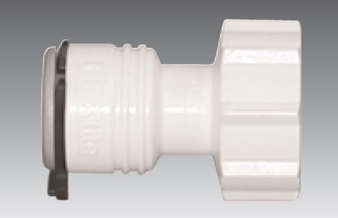 1810005C FloJet Fresh Water Adapter Fitting 3/8 Inch PEX Inside