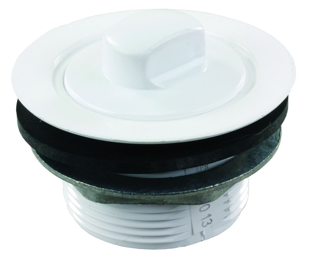 Thetford 94175 2' Tub Strainer W/Threaded Stopper