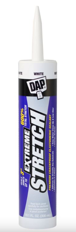 18715 DAP Adhesive Sealant Use To Seals Windows/ Doors/ Trim/ Siding/