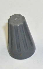 63831 Camco Wire Nut Gray