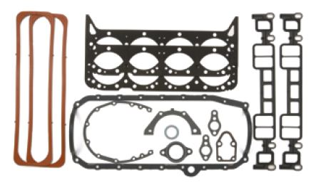 19201171 Gm Performance Engine Gasket Set For Use With Chevy 350 Ho And Circle Track Engine Part Number 88958602