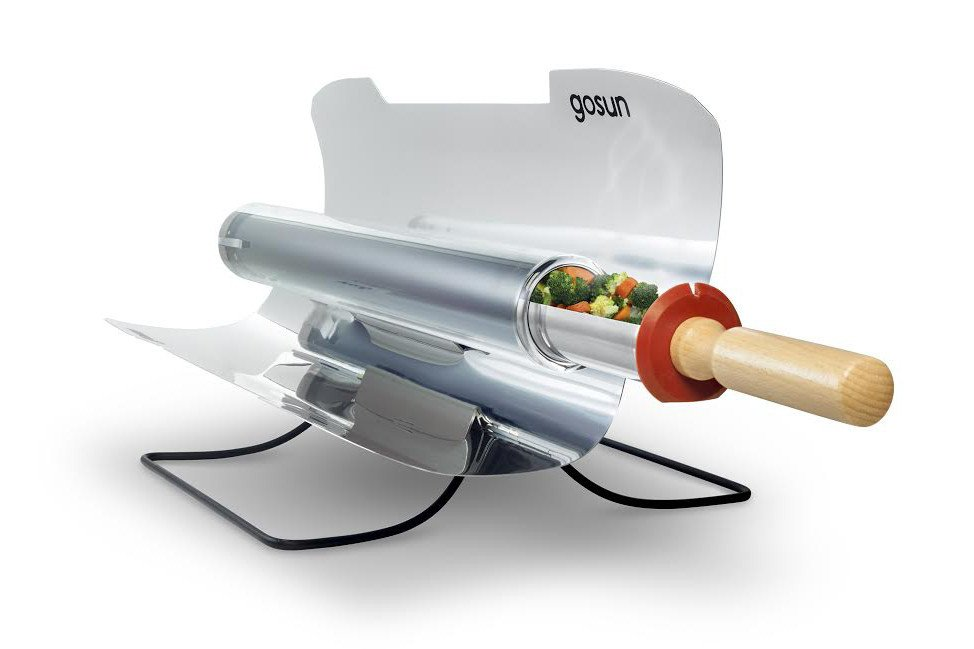 1SP1D1P1 GoSun Solar Cooker Use To Bake/ Roast/ Steam Meals
