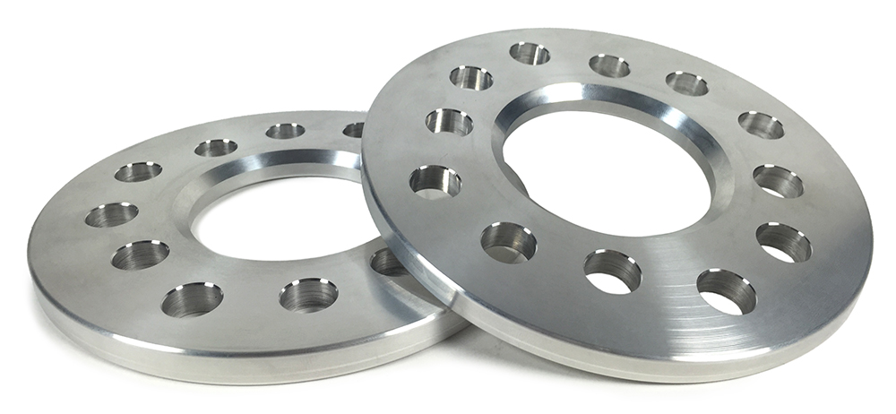 2000008 Baer Brakes Wheel Spacer 5 x 5-1/4 Inch/ 5 x 4-1/2 Inch/ 5 x