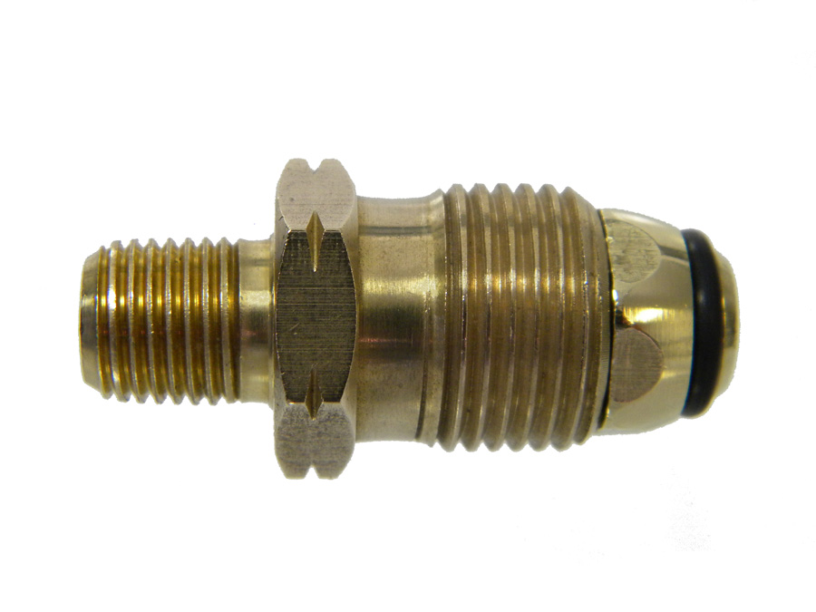 204037pkg Mb Sturgis Propane Adapter Fitting For Use With