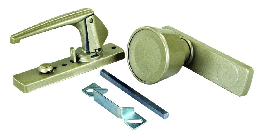 20495 JR Products Door Latch Assembly Universal