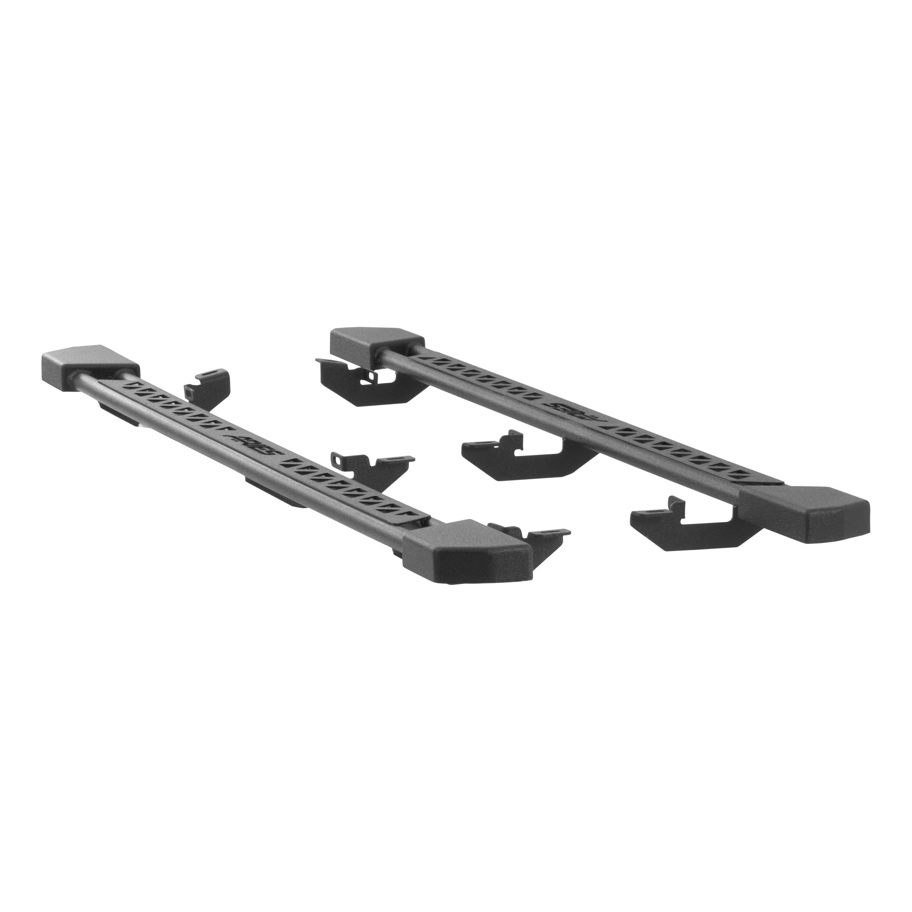 2074101 Aries Nerf Bar With Full Length Step Plate