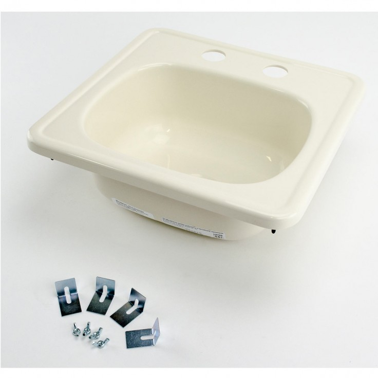 209356 Lippert Components Sink Square Outdoor Kitchen Sink