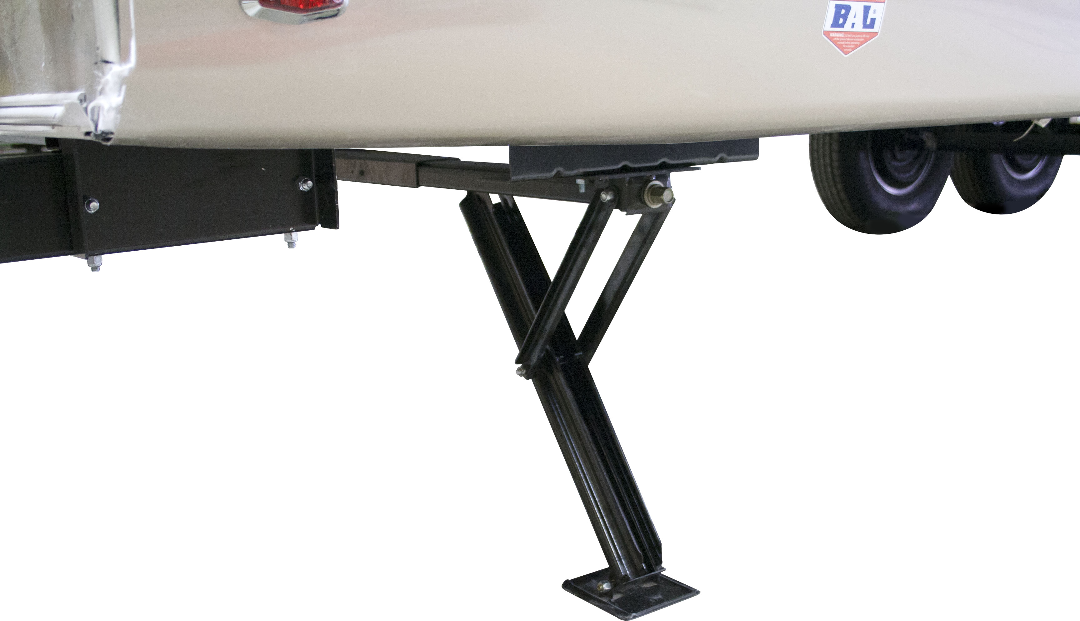 21100005 Bal Rv Products Adnik Trailer Stabilizer Jack Stand Hoppy Towing Quick View