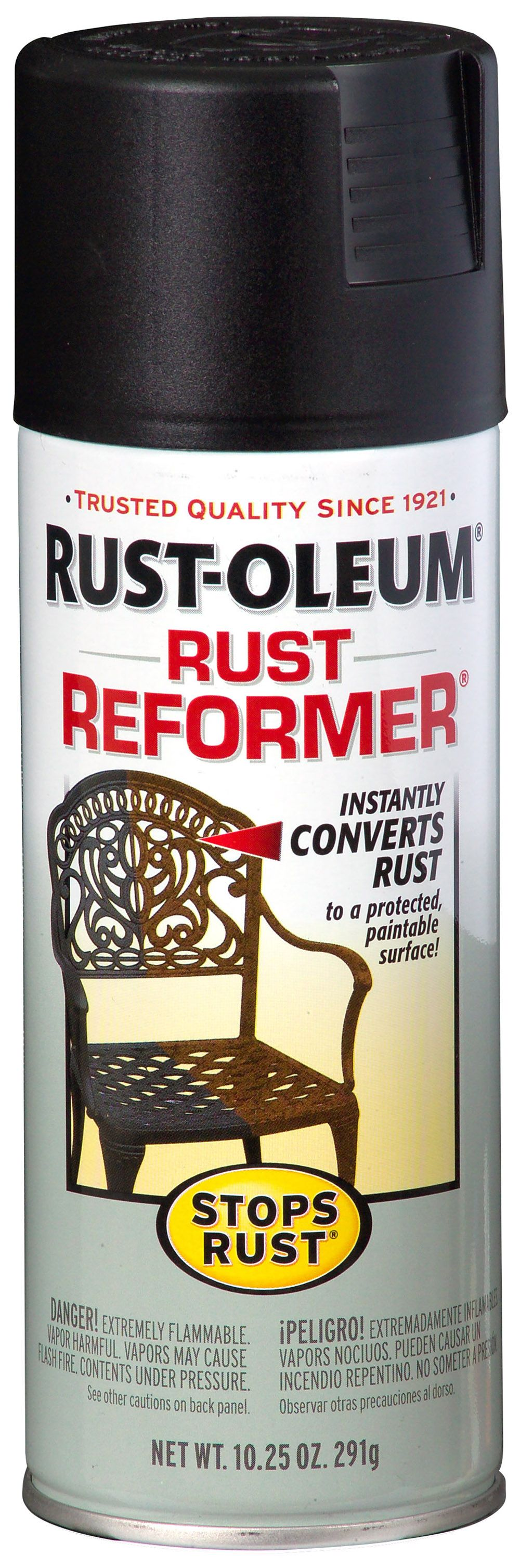 215215 RUST-OLEUM Rust Converter Used To Convert Rust In To a