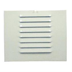 22-0625 Interstate RV Doors Window Louver 8-1/8 Inch Length x 7 Inch