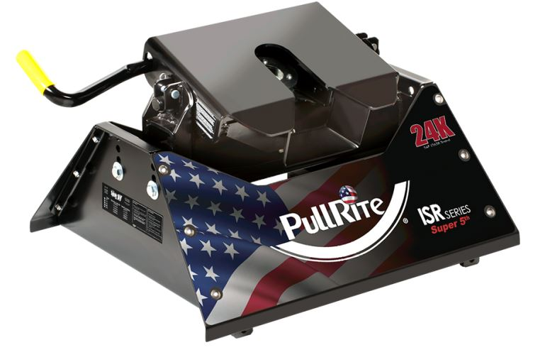 2200 PullRite Fifth Wheel Trailer Hitch Includes Head and Head Support