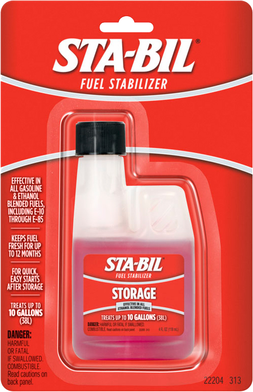 22204 303 Products Inc. Fuel Stabilizer Keep Fuel Fresh during Storage