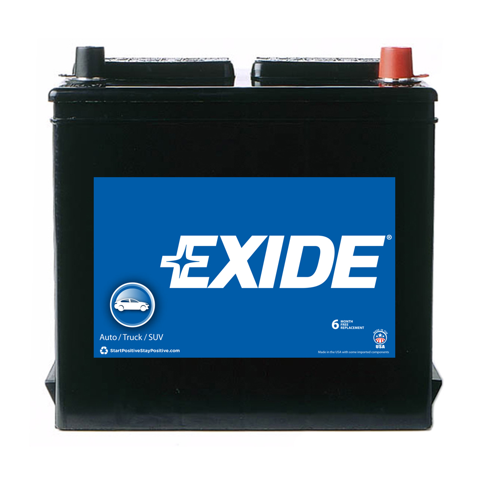 22NF Exide Technologies Battery OE Replacement