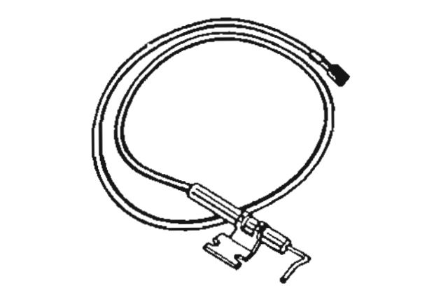231898 Suburban Mfg Igniter Electrode For Suburban Furnace SF-20/