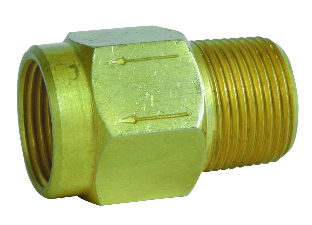 23303 Camco Fresh Water Backflow Preventer 1/2 Inch Male NPT Thread x