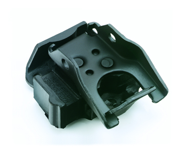 24087 Lakewood Motor Mount Black
