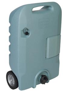 25608 Tote-N-Stor Portable Waste Holding Tank 25 Gallon Tank