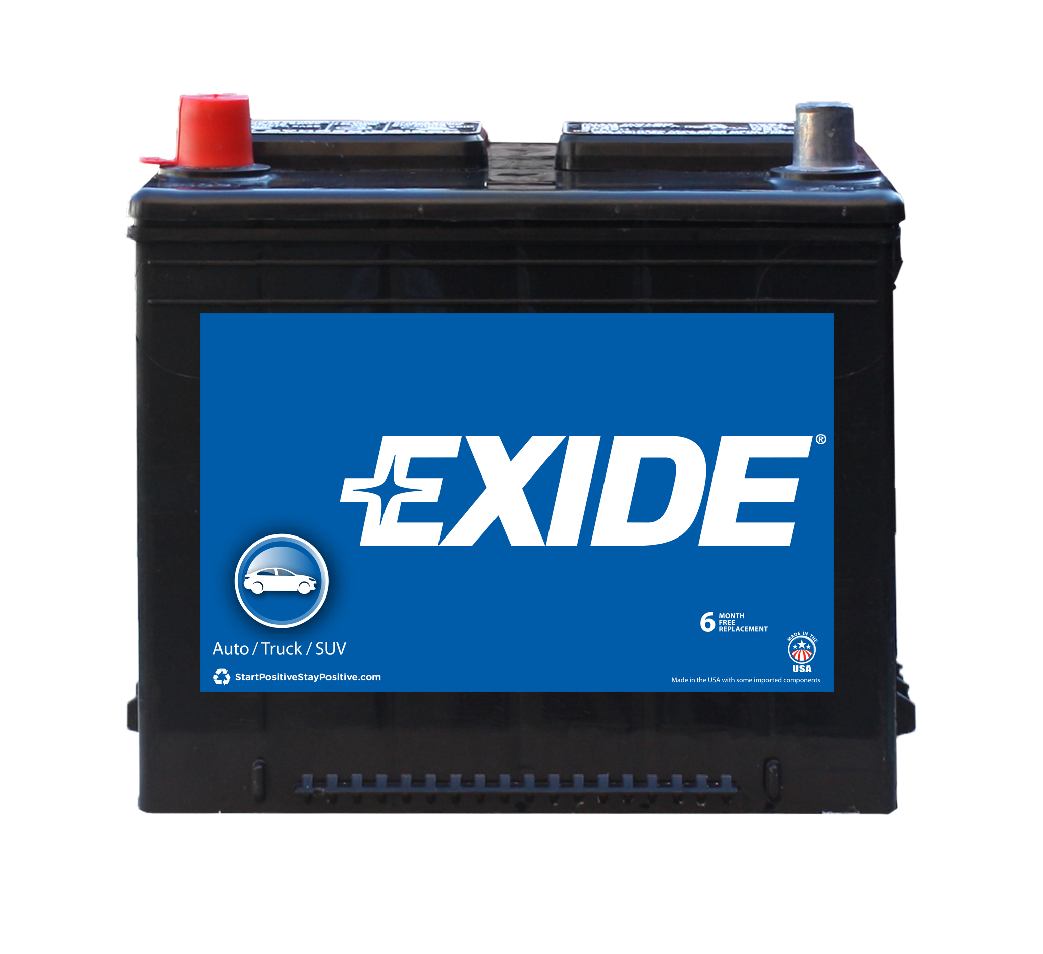 26 Exide Technologies Battery OE Replacement
