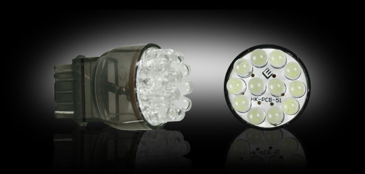 264213AM Recon Accessories Backup Light Bulb- LED 3156 LED
