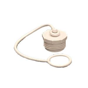 27839 Aqua Pro Fresh Water Hose Cap Male Plug With Strap