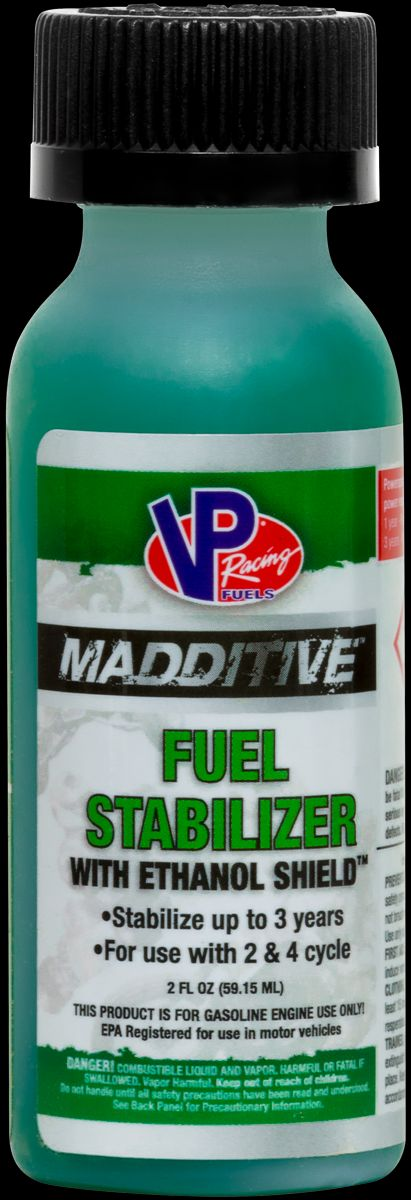 2812 VP Racing Fuels Fuel Stabilizer Use To Eliminate Ethanol Fuel