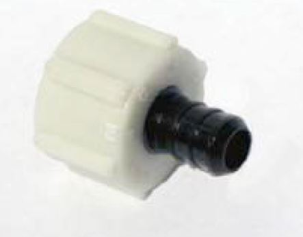 28865 Elkhart Supply Fresh Water Adapter Fitting 1/2 Inch PEX x 7/8