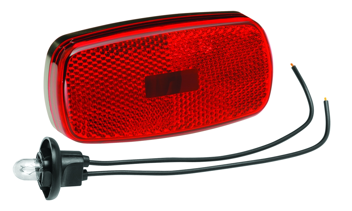 30-59-003 Bargman Trailer Light Clearance/ Side Marker Light