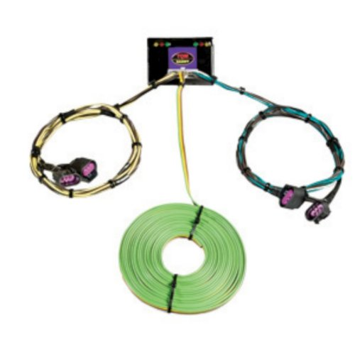 3003 Tow Daddy Towed Vehicle Wiring Kit Custom Fit Plug In