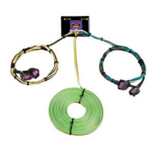 3007 Tow Daddy Towed Vehicle Wiring Kit Custom Fit Plug In