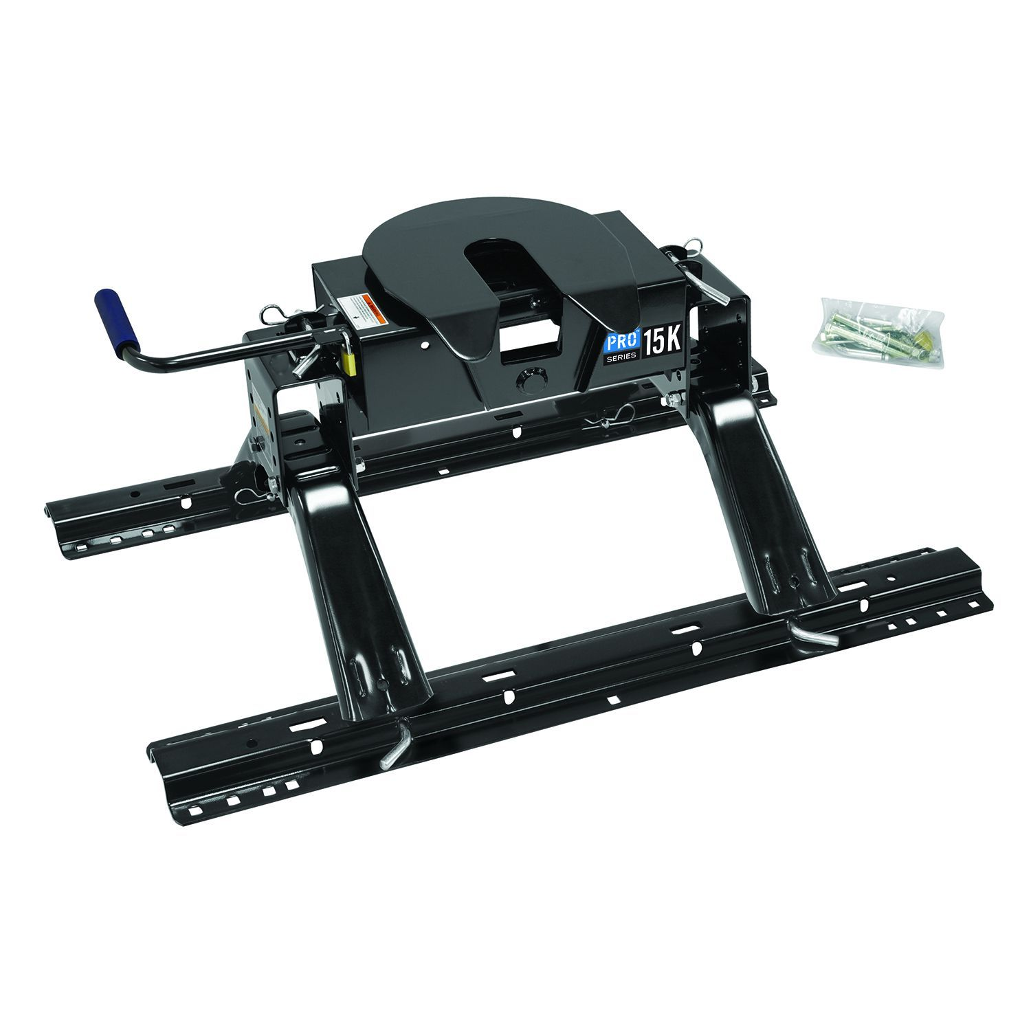 30128 Pro Series Hitch Fifth Wheel Trailer Hitch Includes Head/ Head