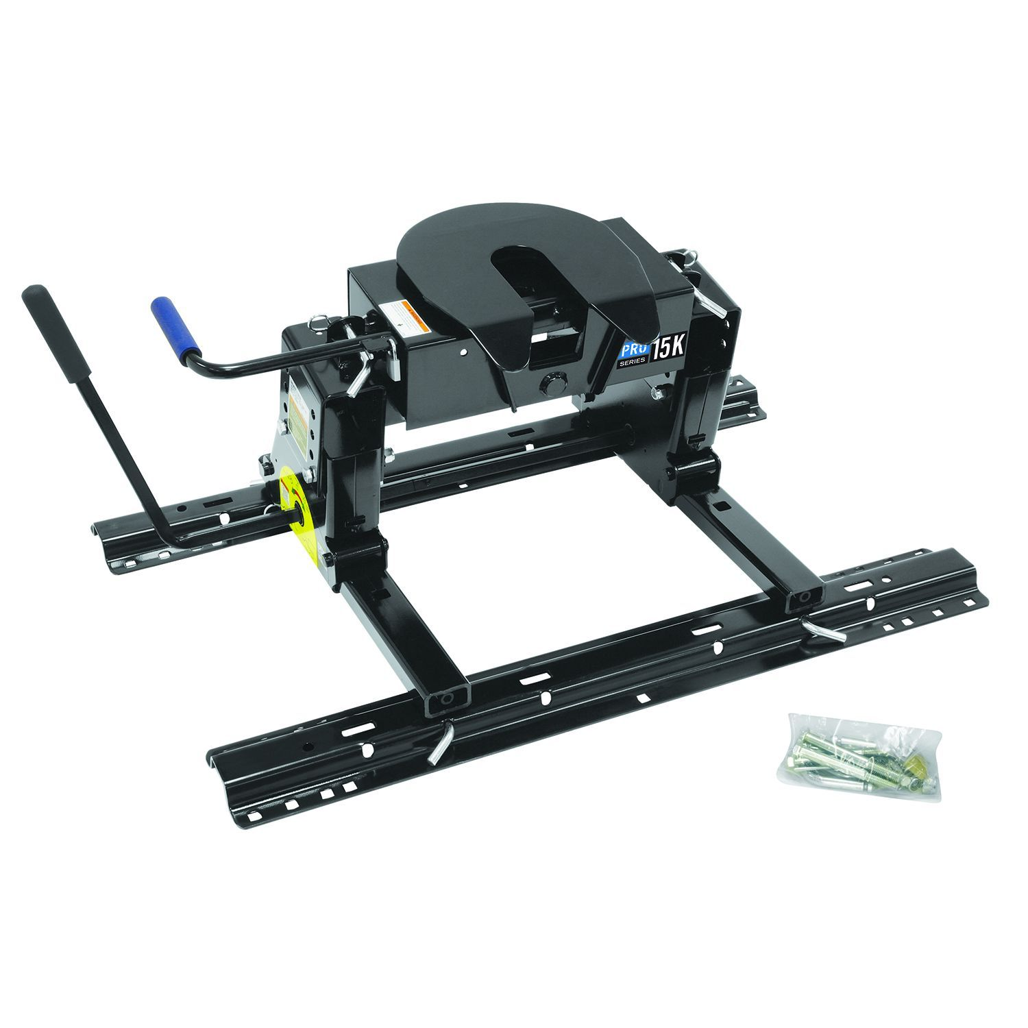 30129 Pro Series Hitch Fifth Wheel Trailer Hitch Includes Head/ Head