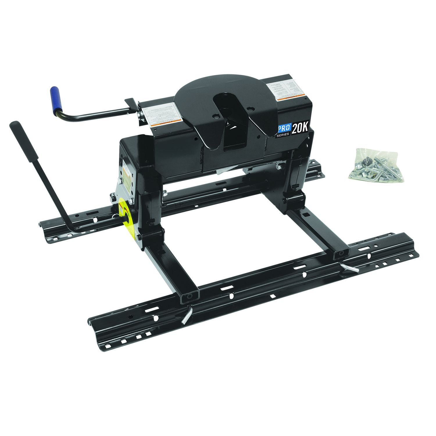 30133 Pro Series Hitch Fifth Wheel Trailer Hitch Includes Head/ Head