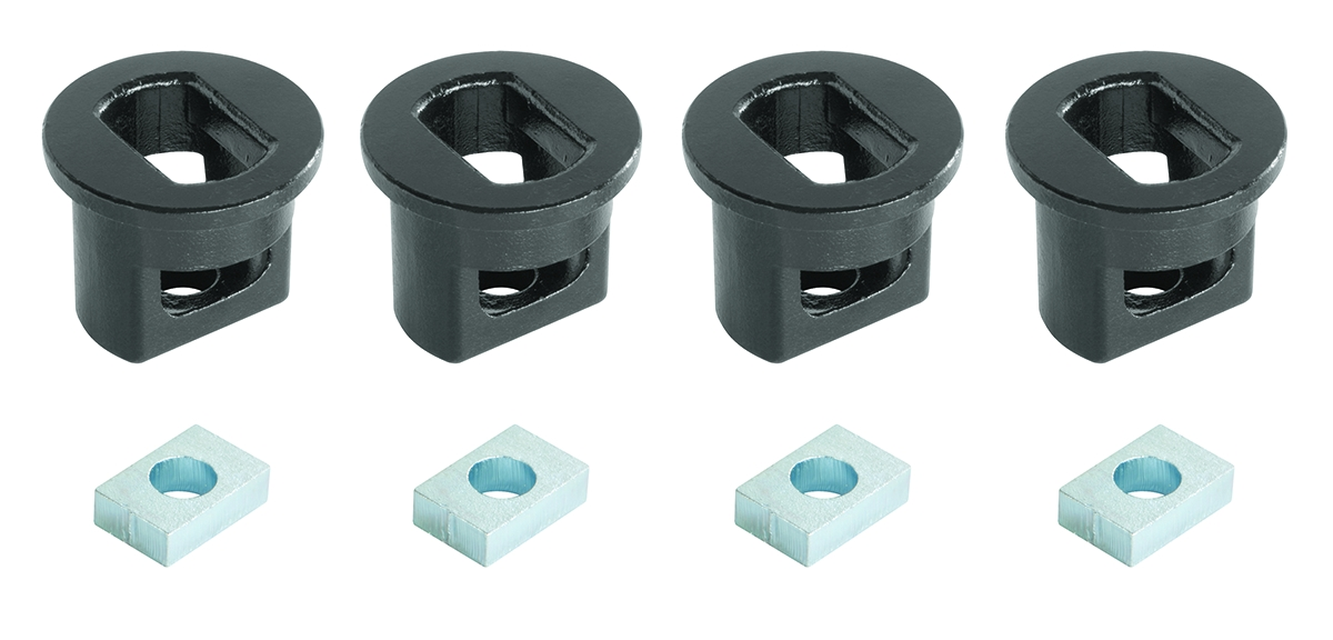 30149 Reese Fifth Wheel Trailer Hitch Rail Puck For Elite Series Rail