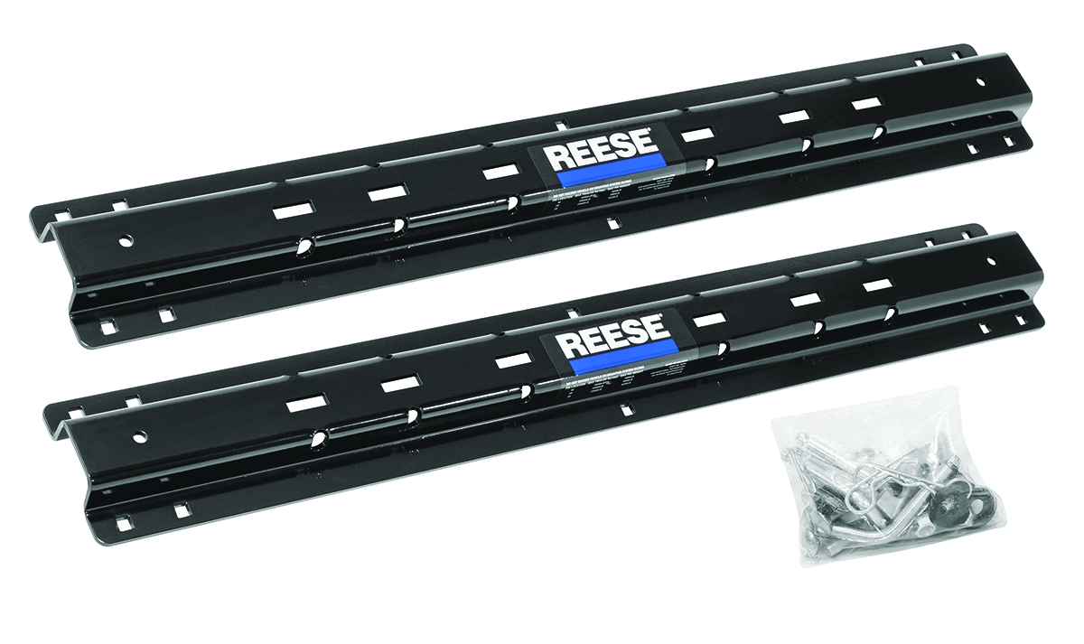 30153 Reese Fifth Wheel Trailer Hitch Mount Kit Rail Kit