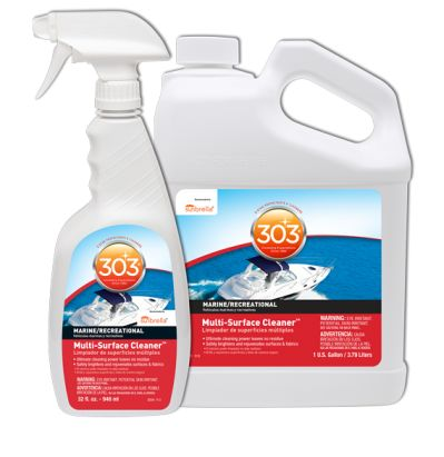 30204 303 Products Inc. Multi Purpose Cleaner Used For Awnings/ Boat