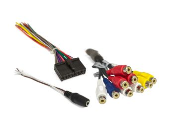 30314310 ASA Electronics Radio Wiring Harness JENSEN VX4022A/ VX7020A on jensen stereo housing, jensen wiring diagram, jensen stereo connector, jensen speakers, jensen stereo parts,