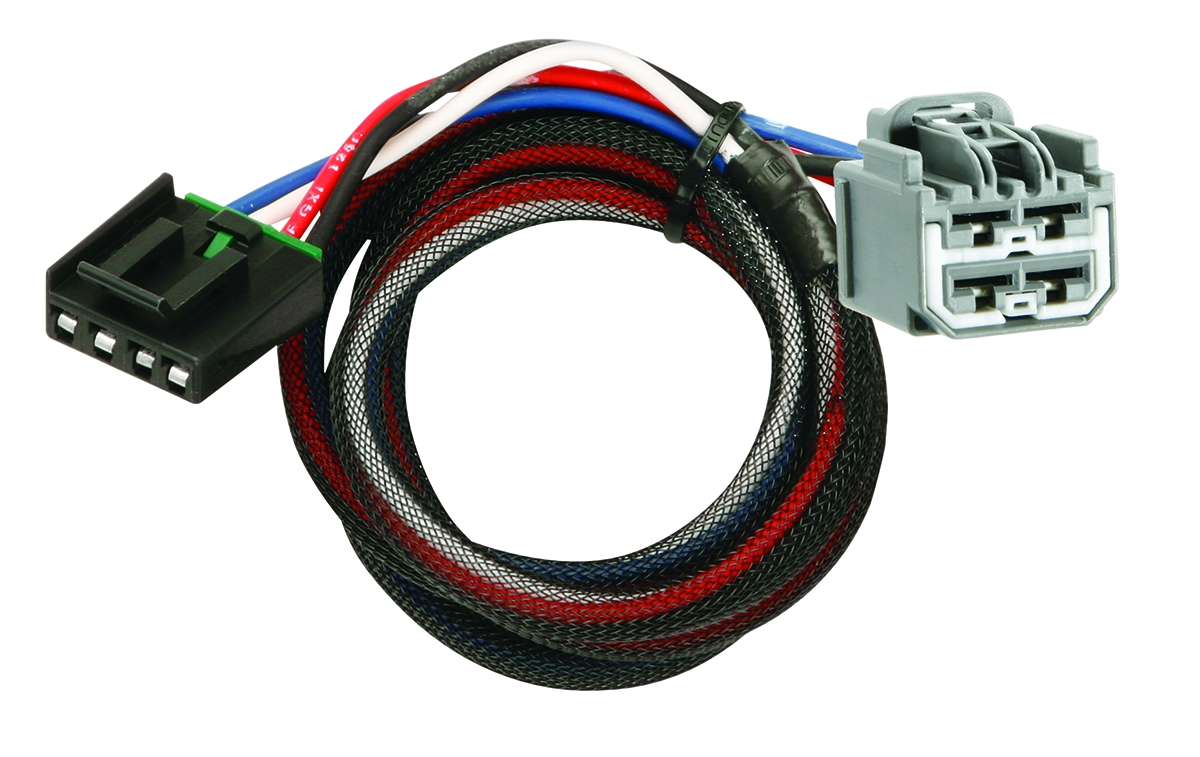 3045-P Tekonsha Trailer Brake System Connector/ Harness For Use With