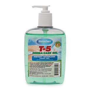 30707 Satellite Hand Sanitizer Waterless Gel Formula