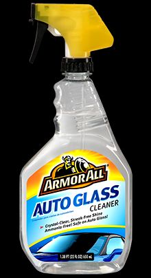 32024 Armor All/ STP Glass Cleaner Interior Exterior Use