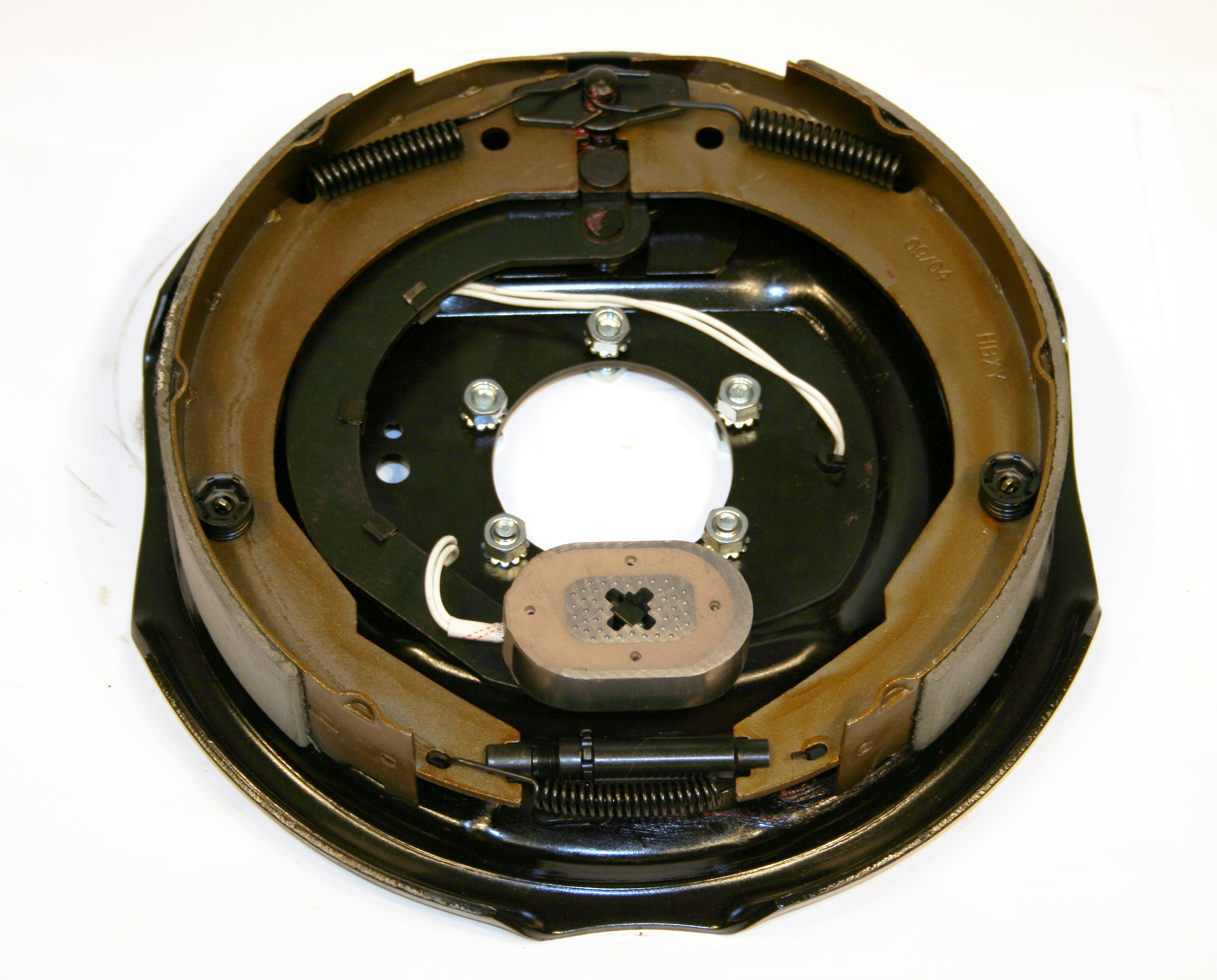 32081 BAL RV Products/ Adnik Trailer Brake Assembly Replacement