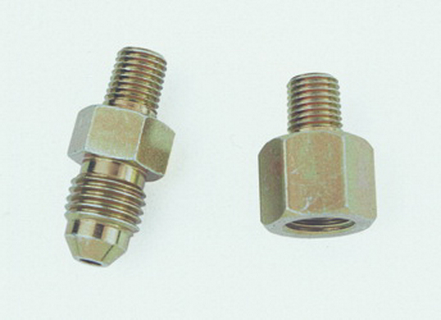 Eaton Adapter Fitting 1//8 NPT to 4AN Flare Gauge Fitting
