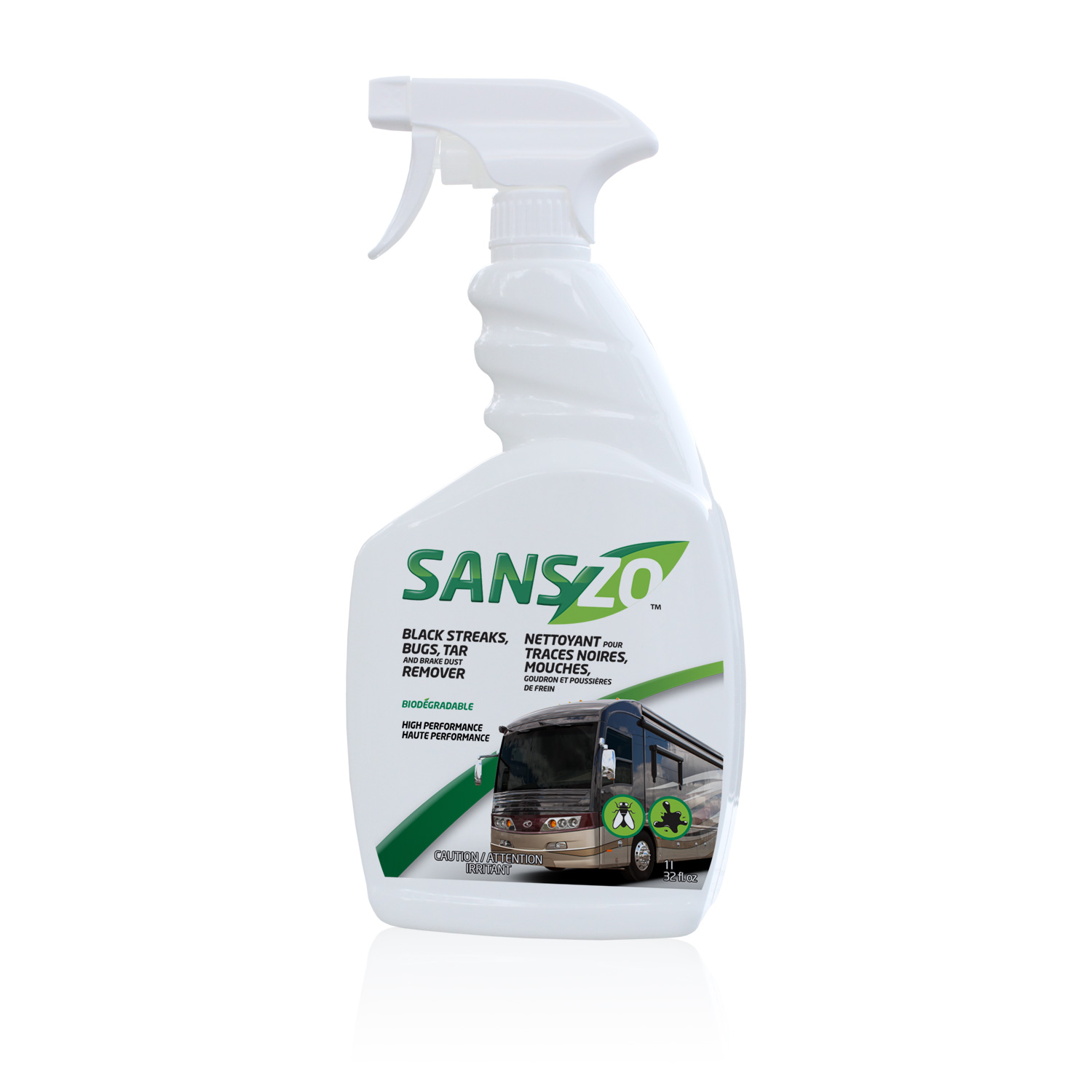 N-0774-32 Sans-Zo Car Wash Bug And Tar Remover Use To Remove Bugs/