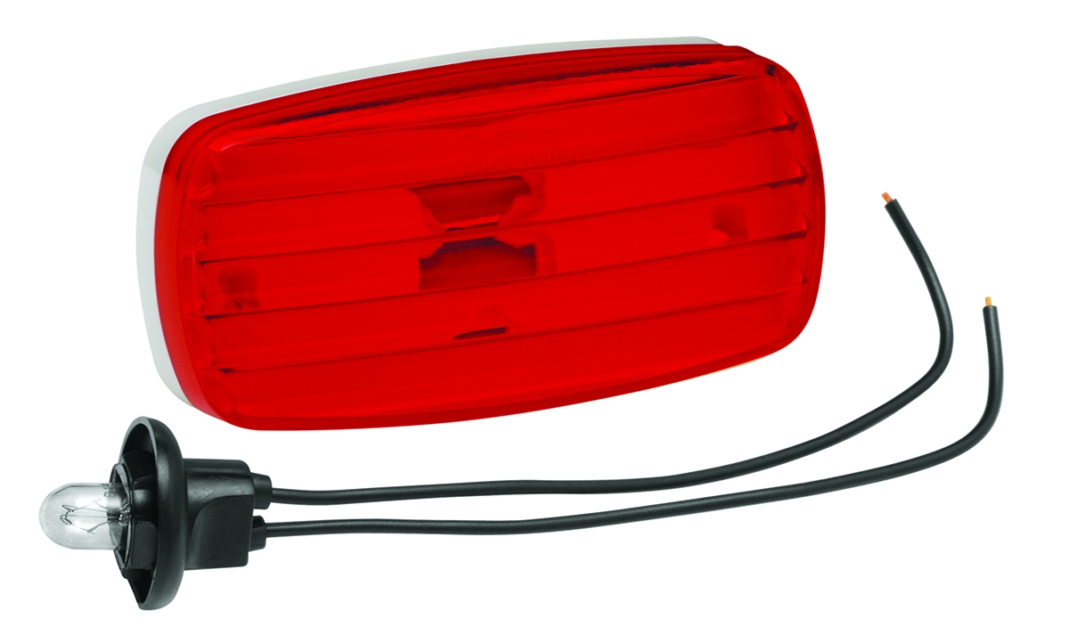 34-58-001 Bargman Trailer Light Side Marker Light