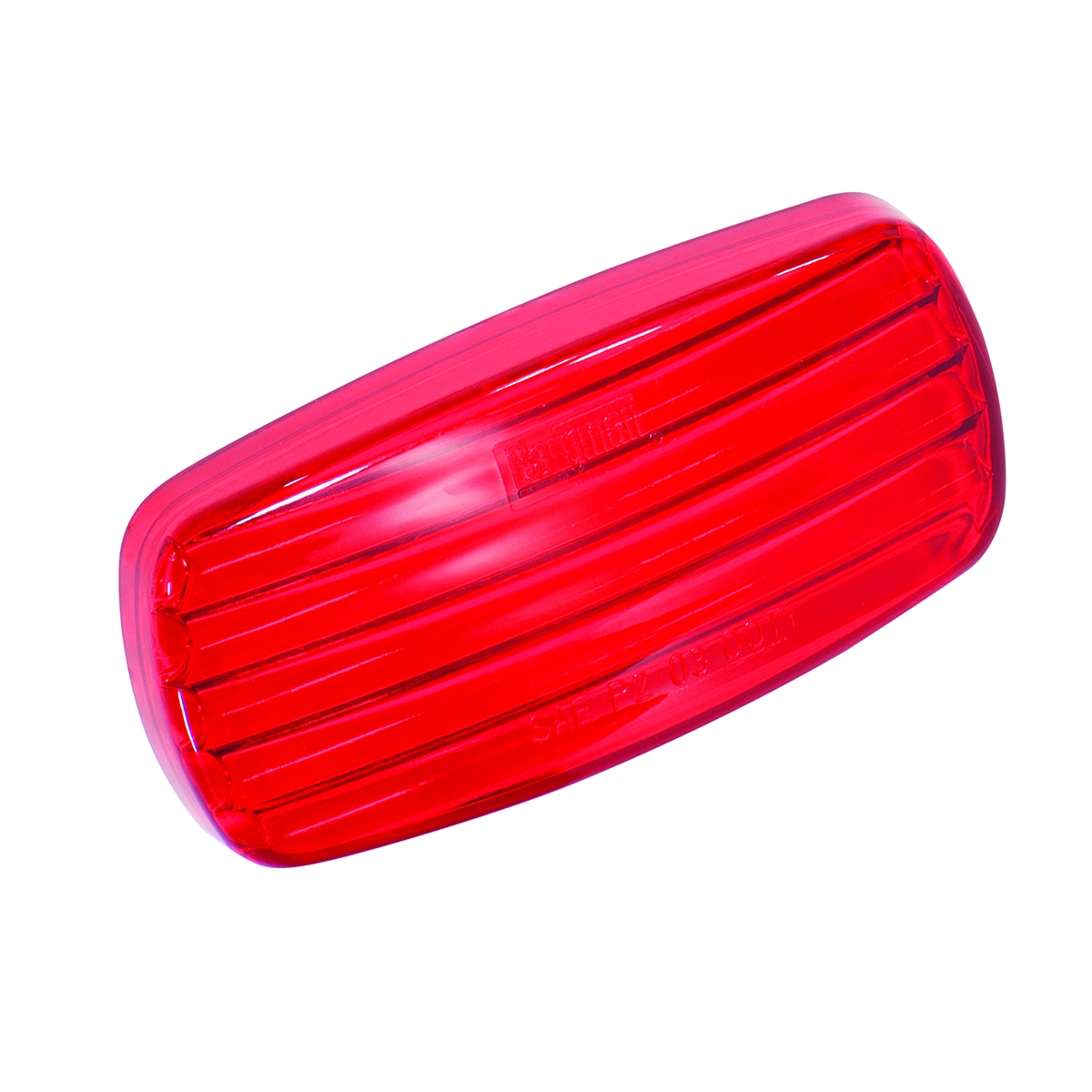 34-58-010 Bargman Trailer Light Lens Use With Bargman 58 Series Side